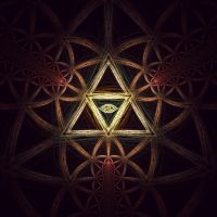 Eye of Providence by Cosmic-Cuttlefish