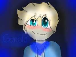 Garroth. by Blueberrythehusk