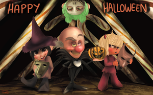 This is Halloween by Kittykatpaws