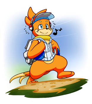 Music To My Ears!~ by BuizelCream
