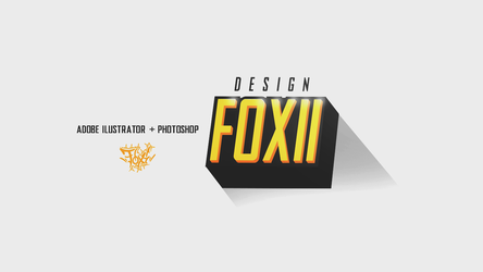 Rebrand Foxii by FoXiiDesign
