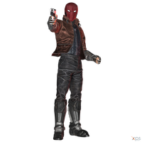 Injustice 2 - Red Hood by MrUncleBingo
