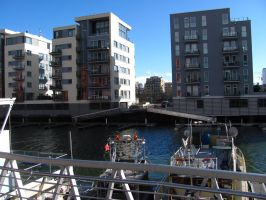 Harbor Apartments by Rylius