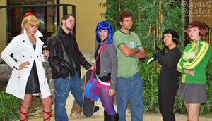 Scott Pilgrim VS Cosplay by CosplayCousins