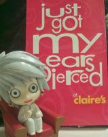 Near Nendo: At Claire's by Sillaque