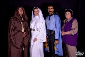 Star Wars group by MysteriousMaemi