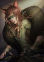 Quiet Like A Fight by TheKucing