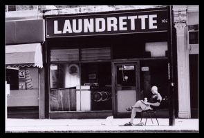 Laundrette by ash