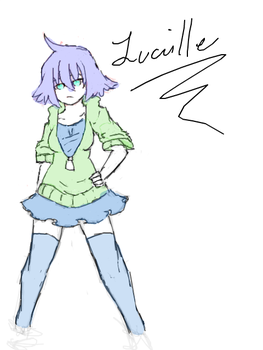 Lucille by Shikigami-chan