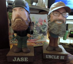 Jase And Uncle Si by LoriLynnM89