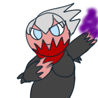 Darkie The Darkrai [Soul Eater OC] by MyDoggyCatMadi