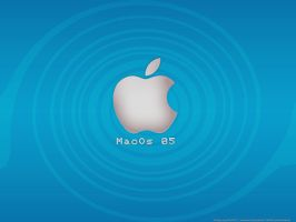 MacOs 05 Blue by havocki