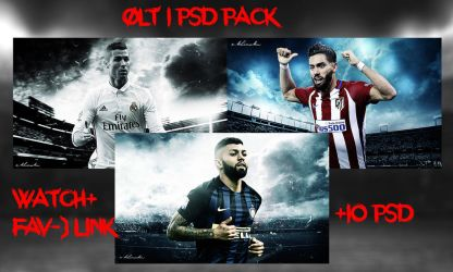 PSD PACK (WATCH+FAV - LINK) by olt1