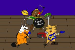 Goldbeaver, Live in Concert by Rally-Fox