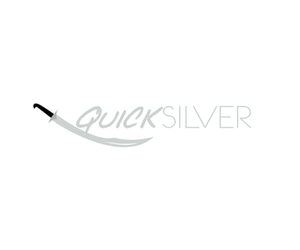QuickSilver logo by Photo-Baus