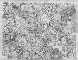 Batgirl sample pg 07 and 08 by pansica