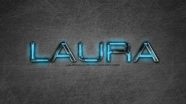 Wallpaper Efecto Futuristic by LauraClover