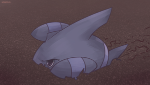 Day 667 - Fukamaru | Gible
