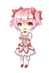 Madoka Mini by PrincessDesigns