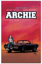 Archie Volume 4 TPB cover by RobertHack