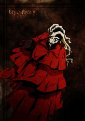 Ergo Proxy for Grim---Reaper by Kumagorochan