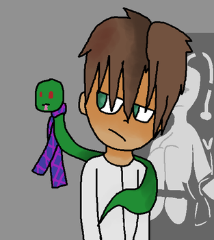 This Is My Snake by randomdrawer1010