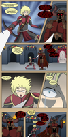 THE ADVENTURES OF THE DARK DEMON OVERLORD! Pt.3 by Edowaado