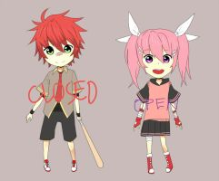 Adoptable Set 01 - 1 left by 0w0b