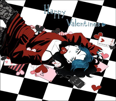 Happy Valentines Day 2012 by todachios