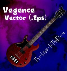 Schecter Vengance by The-Light-InTheDark