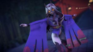 Fate Grand Order Jalaiya [Model Download] by Ethan-LeonDiablos