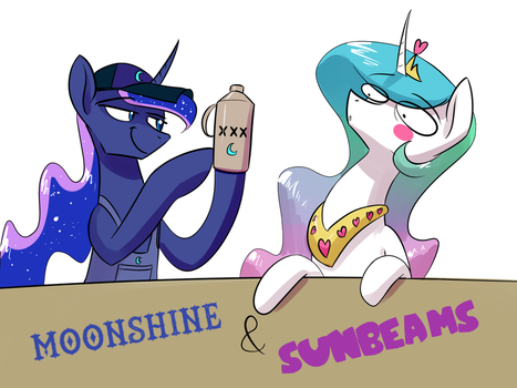 Moonshine And Sunbeams by Underpable