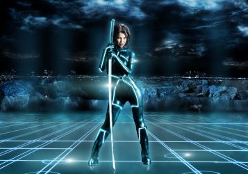 Tron Legacy by CheddarBomb