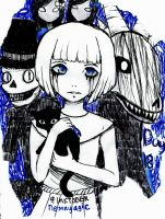 DAY 18: FRAN BOW by Neonnyagic