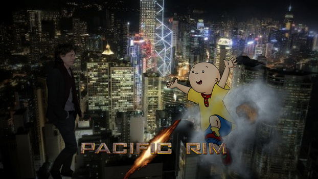 Pacific Rim, Misspelled Characters by RPGxplay