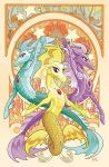 My Little Pony Legends of Magic #7 Cover by TonyFleecs