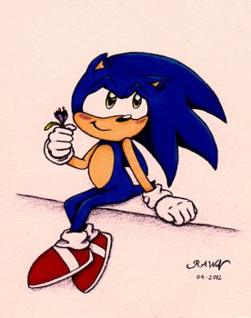 Sonic: For You by RAWN89