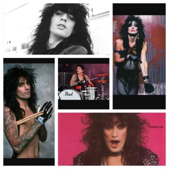 Tommy Lee Evolution by MOTLEYLOMBAXCRUE666