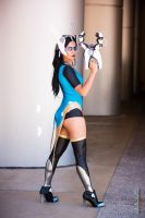 Overwatch Symmetra Cosplay : Teleporter Online by Khainsaw