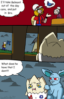 HG Nuzlocke : 81 by SaintsSister47