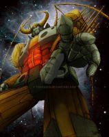UNICRON in color by TomXaros