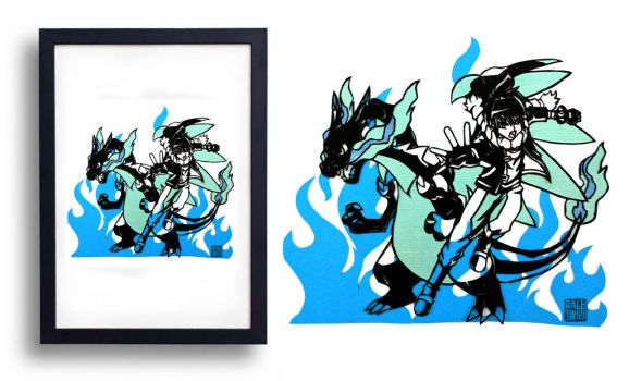 Prize: The Kalos League Champion by SinistrosePhosphate