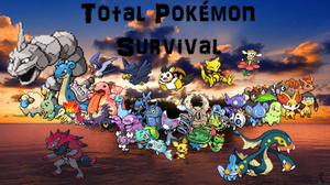 Total Pokemon Survival Cast! by EeveeProduction