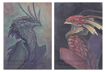 Smaugust 2018 Days 13 and 14 by thedancingemu
