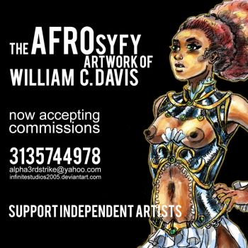 Afrosyfy 4: commission open with updated prices... by infinitestudios2005