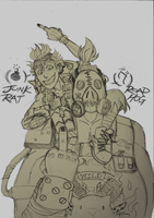 RoadHog and JunkRat dont give a f@#k! by SeniorPotato