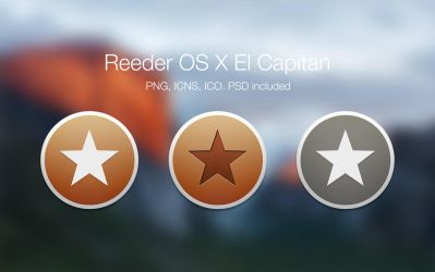 Reeder OS X by rkRusty