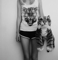 tigers tigers by Maude13
