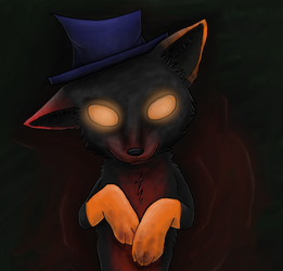 The Blood On My Paws by o0STARCHASER0o