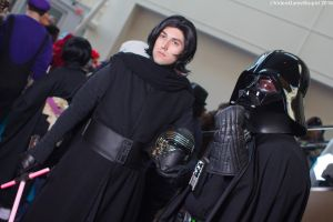 Katsucon 2016 - Family Reunion by VideoGameStupid
